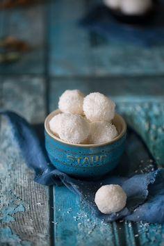 Coconut Balls Schnelle Kokosbällchen