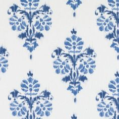 THIS COULD BE IT!!! $1200 FOR CURTAINS  Duralee MANON BLUE Fabric