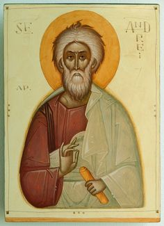 Byzantine Art, Orthodox Icons, Gabriel, Saints, Painting, Modern, Santos, Archangel Gabriel, Painting Art