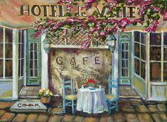 Hotel De Ville Ginger Cook