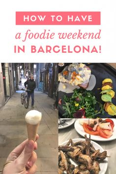 Barcelona, Spain is one of Europe's popular tourist destinations. If you're a foodie, you're in for a real treat! Here's the ultimate guide to exploring the city's food scene, along with a few cultural gems to see along the way.