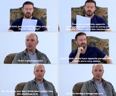 Letter to Karl Pilkington - why are you friends with Ricky Gervais? British Humor, British Comedy, Karl Pilkington Quotes, English Comedians, Ricky Gervais, Rick Y, Celebration Quotes, Tv Quotes, Pretty Words