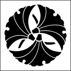 Ginkgo stencil from The Stencil Library JAPAN range. Buy stencils online. Stencil code JA98.