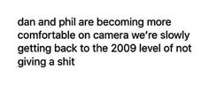 Does that mean the phandom needs to go through a 2012 again? No, no, no, no, no. Please don't do that to them..