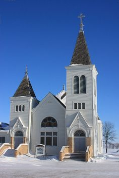 10 Beautiful Churches In North Dakota Will Leave You Absolutely Speechless