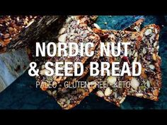 Nordic Nut and Seed Bread - The Consumption