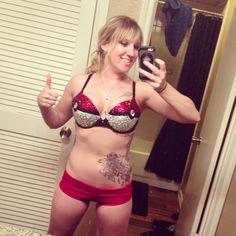 b bikini Sarah