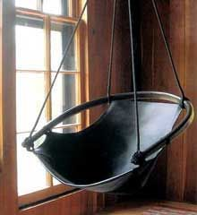 This Hanging Chair Looks Fun