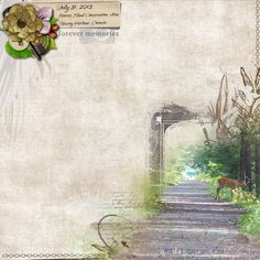 A Summer Day.  Created using elements from Touching Artistic Volume Three { Bundle } by #theurbanfairy