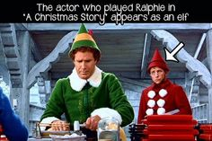 No Way!   Elf movie facts (13 photos)