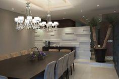 Salle à manger de style de style Moderne par ARCO Arquitectura Contemporánea