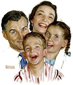 norman rockwell | Norman Rockwell