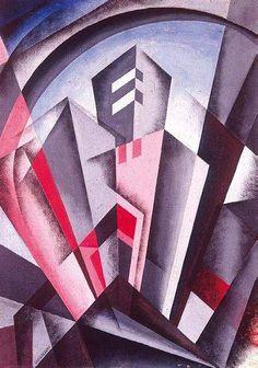 80s scifi Futurism Art, Retro Futurism, Futurist Painting, Italian Futurism, Pop Art, Art Nouveau, Art Deco, Nostalgic Art, Composition Art