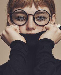 Willow Hand para Vogue Japão   Fotografia de Emma Tempest