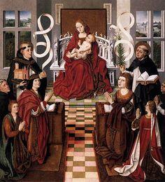 Madonna of the Catholic Kings