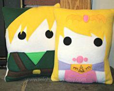 Zelda, Legend of Zelda peluche, almohada