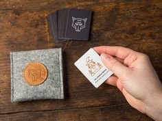 Werewolf, discovered by The Grommet, is a card game for devious people where werewolves try to hide their identity as they pick off other players one by one.