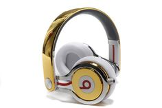 Beats Mixr Electroplating  Lightweight And Powerful. Built For DJs.  $179.99 only  Gold Color  Worldwide Shipping