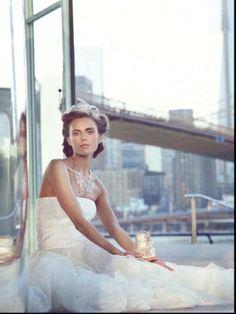 Amazing Giuseppe Papini bridal image from Vogue sposa Italy - January 2014 http://giuseppepapini.com/en/