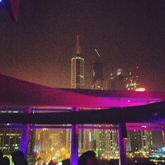 Radisson Rooftop and Marina Dubai