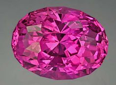 Madagascar Pink Sapphire (Out of the range of primary red/ ruby color)