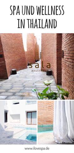 Spa & Wellness in Thailand - Thai Massage im Sala Ayutthaya Design Hotel Thailand