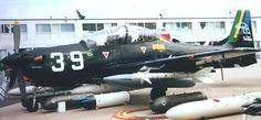 Aviones Caza y de Ataque: EMB 314 Super Tucano           Bombas convencionales: (5x) Mk 81 (5x) Mk 82 (2x) M-117  Bombas incendiarias: BINC-300 Bombas de racimo: BLG-252 Bombas guiadas de precisión: FPG-82 SMKB-82 GBU-54 GBU-38 (en desarrollo) GBU-39 (en desarrollo) Paveway II Lizard – Elbit kit de guía laser. Griffin – IAI kit de guía laser.