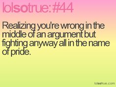 General rule of thumb: always allow room for the person you are arguing with to save face.  It is appreciated and it helps make things less awkward later.  Trying to work on this myself :)
