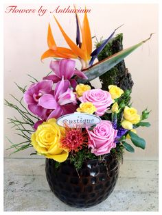 Flower Arangement Aranjament floral