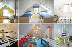 Attic Kids Bedroom Ideas That Will Catch Your Eye