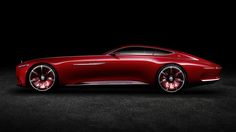The New Mercedes-Maybach Vision 6 with the 738-hp electric two-door is longer than a Rolls-Royce Phantom. The car seats two -only two- in futuristic comfort and moves down the road not with a roar, but a hum with a quartet of synchronous electric motors, fed by a bank of lithium-ion batteries, producing a healthy 738 hp and from zero to 62mph in less than four seconds, reach a (governed) top speed of 155mph and cruise for 200 miles between charging stops.