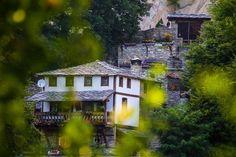 Traditional bulgarian house in Delchevo village