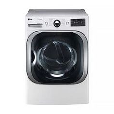 LG 9.0 cu. ft. Mega Capacity Dryer with Steam™ Technology (Gas) #DLGX8001W