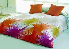 Griffon Orangina Comforter Set ~ $212.06-$291.06 at beddingsuperstore.com