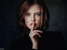 Elegant and Beauty Female Portraits by Evgeny Freyer #inspiration #photography