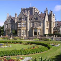 Tudor-style Victorian mansion - Tortworth Court Four Pillars Hotel