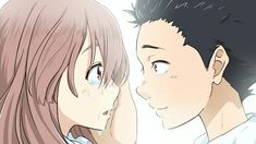 Just watched this anime finally after searching for it forever. I loved it sooo much. I cried and had so much emotions than ever before. I definately will watch it again because this is a masterpiece. Anime: A Silent Voice (Koe No Katachi) Anime Love, Top 5 Anime, Awesome Anime, Digimon, A Silent Voice Anime, Naruto, Kyoto Animation, Cartoons Love, City Of Angels