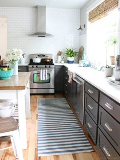 The Inspired Room Kitchen - Click here to find out how to receive a free summer bundle of Caldrea products! (limited time only)