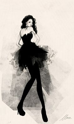 fashion sketches   Tumblr
