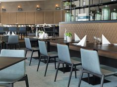Quality Airport Hotel Stavanger design by Sias Airport Hotel, Stavanger, Conference Room, Table, Projects, Furniture, Design, Home Decor, Log Projects