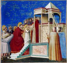Alle Größen | Giotto - La presentazione di Maria al Tempio. Padova, Cappella degli Scrovegni | Flickr - Fotosharing!