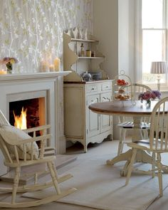 Our Bramley furniture combines a distressed painted finish with solid mahogany tops, capturing memories of a popular vintage era. Enjoy off + extra off the Bramley Furniture Range today Table Centers, Table Arrangements, Laura Ashley, The Help, Home Appliances, Interior, Furniture, Design, Home Decor