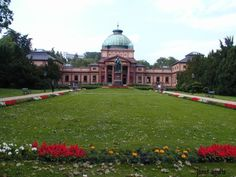 Germany - Bad Homburg - Kurpark