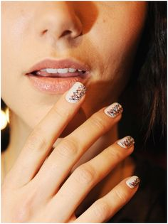 #TBT: Get creative with CND's graffiti-inspired nail artistry for Creatures of the Wind #NYFW 2013! #ThrowbackThursday