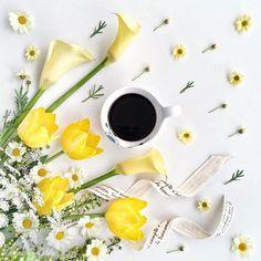 ・ A cup of coffee and yellow flowers. ・ ・ コーヒーと黄色い花. ・ #9vaga_bright9  #9vaga_shabbysoft9 #9vaga_coffee9 #fabulous_shots #ptk_love #theoutcreww #jj_still_lifemember #versatile_photo_  #stilllifegallery #mcl_love_vip  #stilllife_archive #tv_stilllife #tv_neatly #detalhes_em_foco #la_coffee #jj_coffeetime #myeverydaymagic  #coffeeandseasons #naughtyteas #adoremycupofcoffee #sunday_sundries #inspiredbypetals  #花のある生活  #click_vision  #softdreamyphotography #pocket_creative  #styleonstillness…