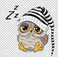 Owl PNG - beak, bird, bird of prey, boy cartoon, cap Owl Illustration, Illustrations, Cute Animal Drawings, Cute Drawings, Owl Png, Cute Owl Cartoon, Person Silhouette, Owl Clip Art, Paisley Art