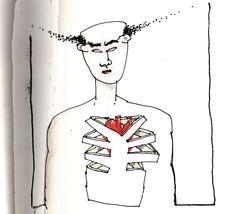 Grafica y Dibujo: corazonado