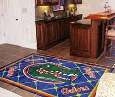 University of Florida Gators 4x6 Area Rug $175.00