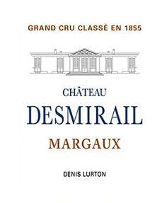 Château DESMIRAIL - Margaux - Troisième Cru Classé