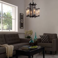Vintage Dazzling Array Modern Chandelier – First of a Kind